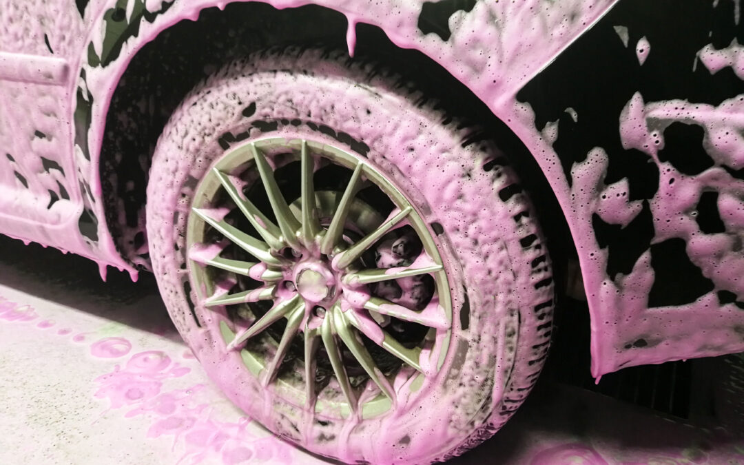 Spring Clean with NuTech's Premium Car Wash Products